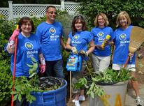 Webster Day of caring 1
